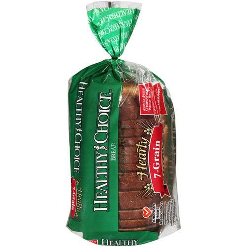 Healthy Choice Hearty, 7-Grain Bread, 24 oz