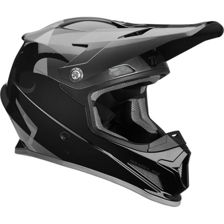 Thor Sector Shear Mens MX Offroad Helmet Black/Charcoal