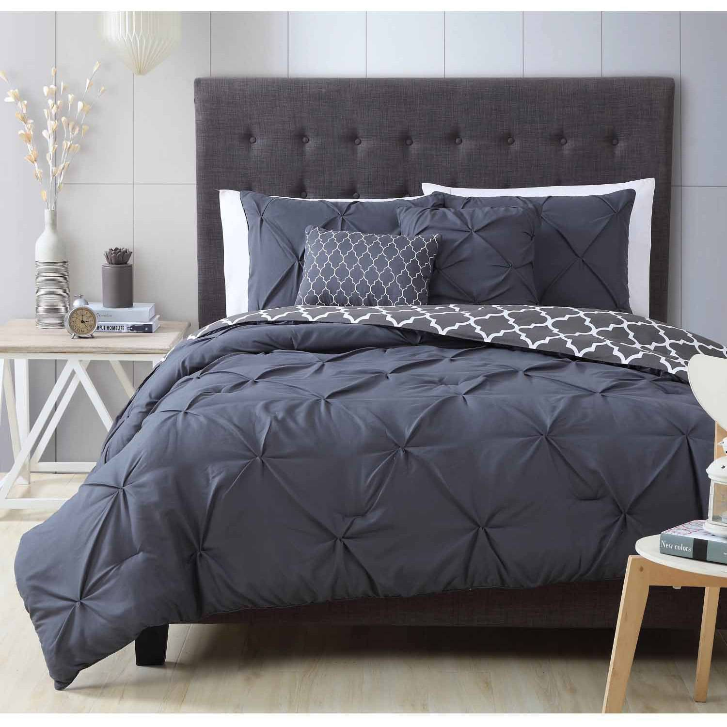 Madrid 5 piece bedding comforter set walmart com