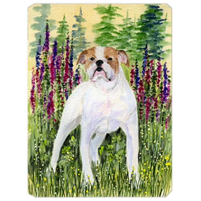 English Bulldog Mouse Pad, Hot Pad & Trivet