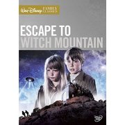 - Escape To Witch Mountain (DVD)