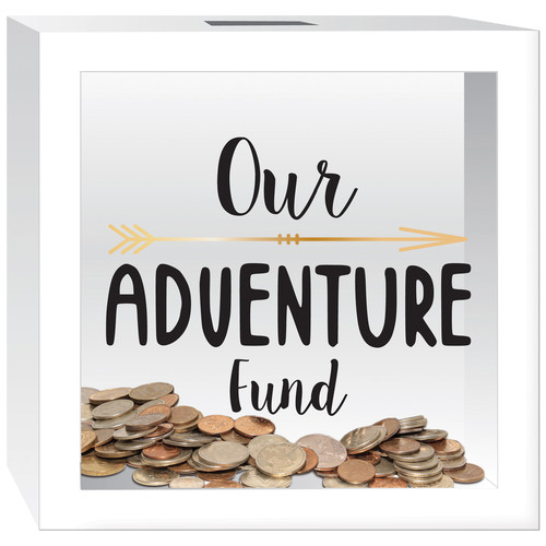 Prinz ''Our Adventure Fund'' Piggy Bank