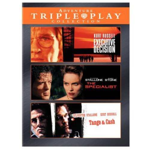 Action Adventure: Triple Play (Full Frame, Widescreen)