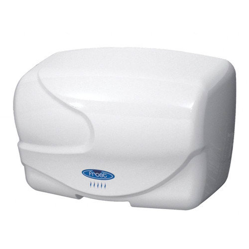 Frost Products Automatic Hand Dryer in White