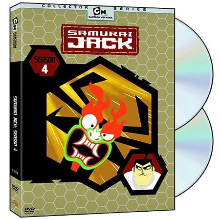 Samurai Jack  Season 4   Full Frame