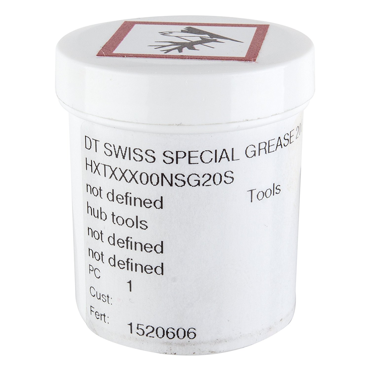 Lube DT Grease Special 20G Tub, DT SWISS grease for Star ratchets on dt-Swiss/huge hubs By DT Swiss
