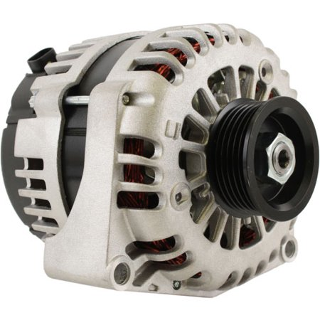 Suburban Alternator - DB Electrical ADR0432 New Alternator for Escalade, Avalanche, Suburban, 09 10 11 12 13 14 2009 2010 2011 2012 2013 2014 Silverado 1500 2500 3500 4.3L 4.3 4.8L 4.8 5.3L 5.3 6.0L 6.0 6.2L 6.2 6.6L 6.6