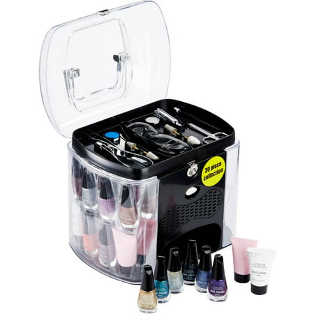 The Color Workshop Incredible Nails Nail Salon Collection Variety Pack, 30 pc