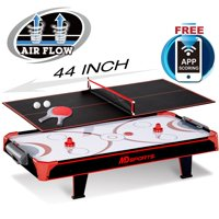 MD Sports 44' Hockey Table Top with Table Tennis Top