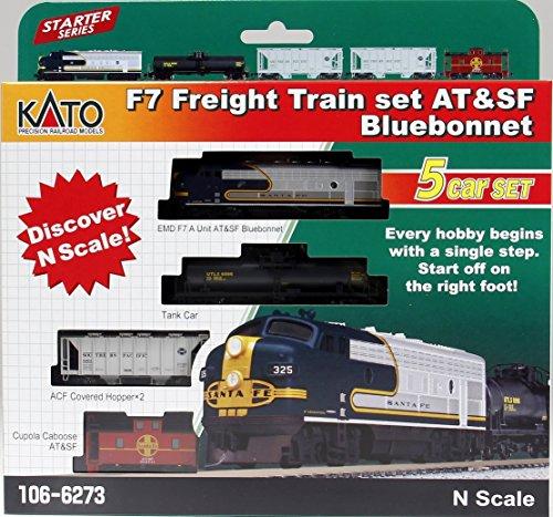 Kato 176-9002 N F40PH VRE #V34