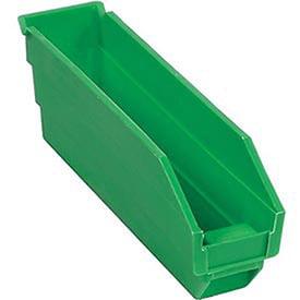 Plastic Shelf Bin Nestable 2-3/4