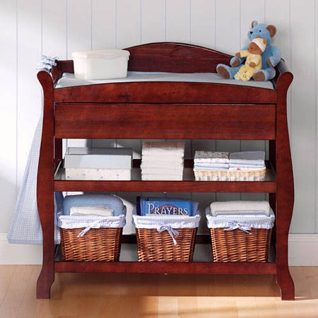 storkcraft aspen changing table with drawer choose your