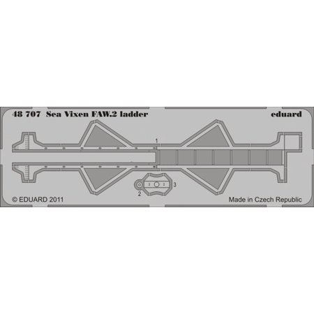 1/48 Aircraft- Sea Vixen FAW2 Ladder for ARX