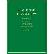 Real Estate Finance Law, 6th (Hornbook Series) - eBook