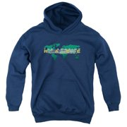 The Amazing Race Around The World Big Boys Pullover Hoodie