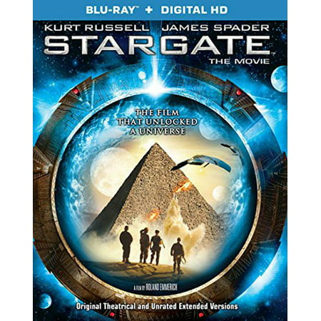 Stargate The Movie (Blu-ray + Digital HD) - The Movie Minions