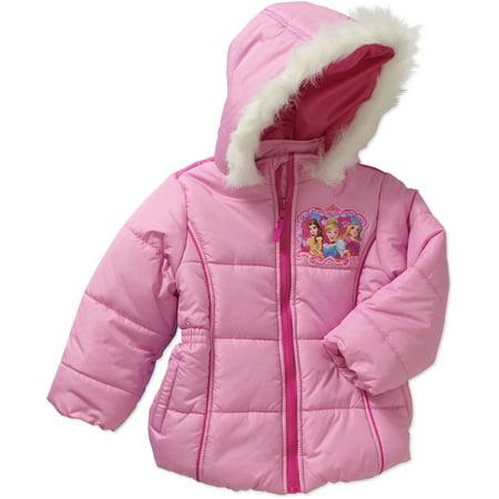 b1f9c665fb4 Disney Princess - Disney Princess Toddler Girls  Graphic Back Hooded ...