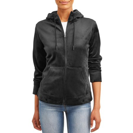 Time and Tru Women's Velvet Jacket