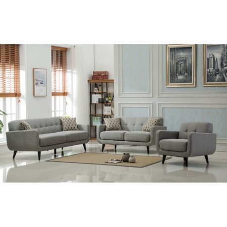 Roundhill furniture modibella 2 piece living room set for 5 piece living room furniture