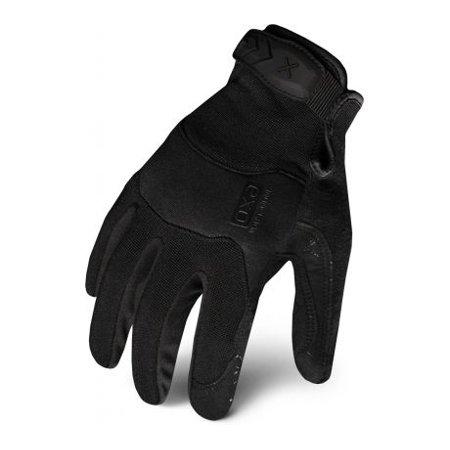 Ironclad EXO Tactical Operator Pro Glove, Black, XL - Black Spiderman Gloves