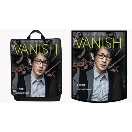 VANISH Backpack (Lu Chen) by Paul Romhany and BOLDFACE - -