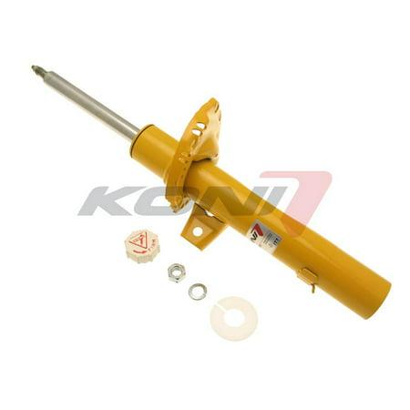 Koni Sport (Yellow) Front Shock 2015 Volkswagen Golf w/ 55mm OD Front (Koni Sport Shocks Struts)