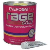 Evercoat 112 Rage Gold Premium Lightweight Body Filler Gallon