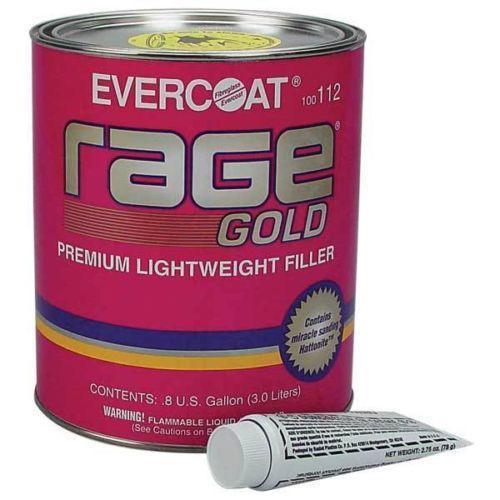 Evercoat 112 Rage Gold Premium Lightweight Body Filler Gallon
