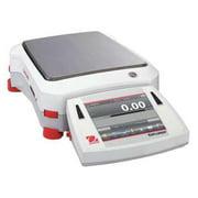 OHAUS EX223 Digital Balance,SS Platform,220g Cap. G9178897