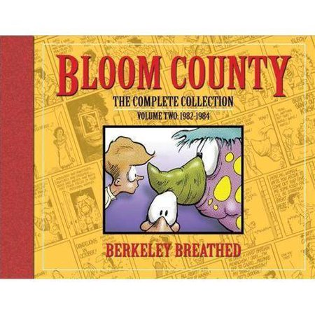 The Bloom County Library  1982 1984