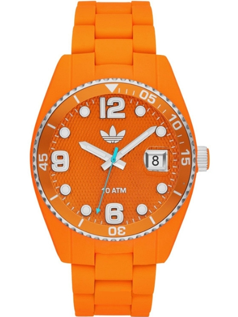 Adidas Brisbane Collection Unisex Watch With Silicone Band by Adidas