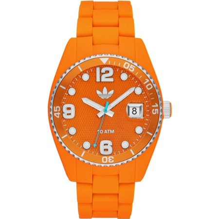 Adidas Brisbane Collection Unisex Watch With Silicone Band (Watch Adidas Men)