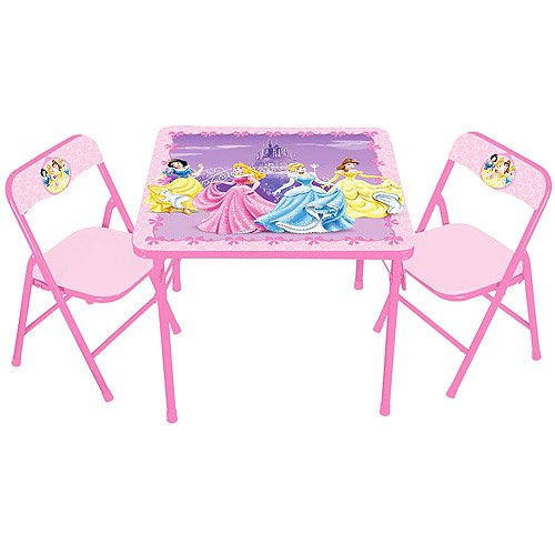 Disney - Princess Activity Table And Cha - Walmart.com