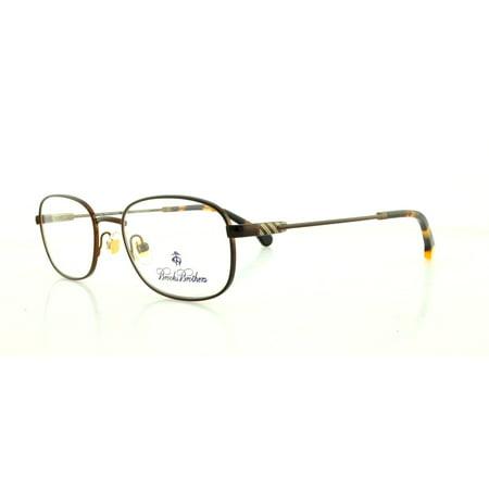 15279509af48 BROOKS BROTHERS Eyeglasses BB 1014 1571 Bronze 50MM - Walmart.com