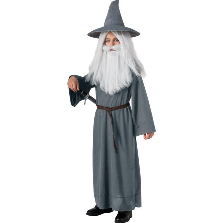 The Hobbit Gandalf Child Costume](Lord Business Costume)
