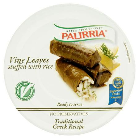 Palirria Leaves Vne Stffd W Rice,10 Oz (Pack Of 12)