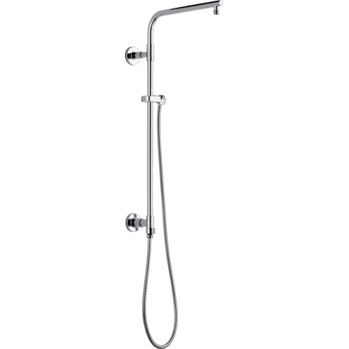 "Delta 58820 Emerge Round 26"" Shower Column with Hose and Integrated Diverter, Le"