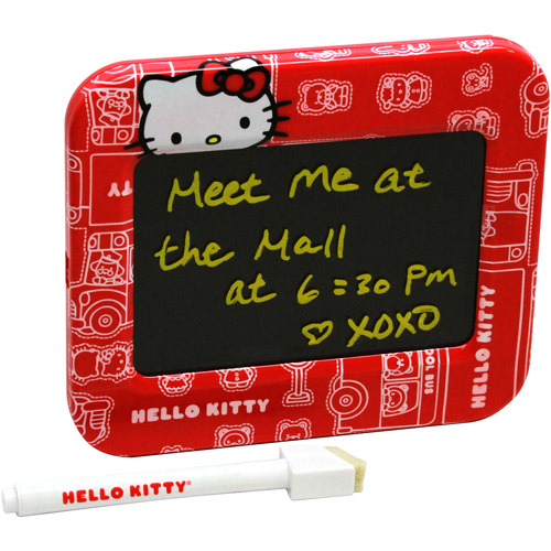 Sakar Hello Kitty Light-Up Message Board, Red