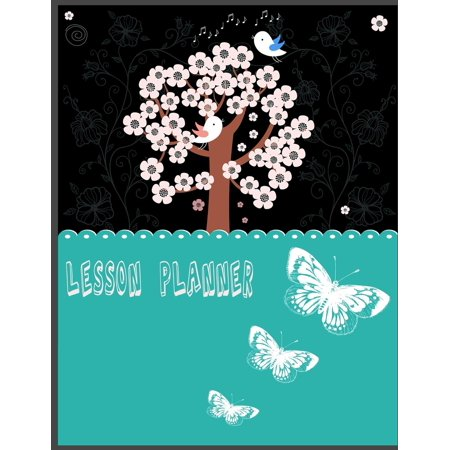 Lesson Planner : Lesson Planner /Teacher Planning / Classroom Management/Notebook for Teacher/ Weekly Planer