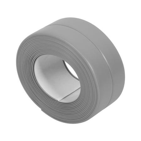 3 Colors 3.2M Length Bath and Shower Self Adhesive Caulk Strip, Tub and Wall Sealing Tape Caulk Bathtub (Best Way To Remove Bathtub Caulk)