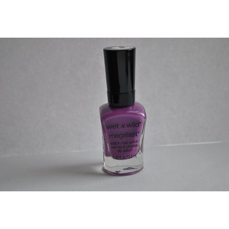 Summer 2016 Limited Edition Megalast Nail Color Collection - 34743 Wild Wild Violet, Limited Edition By Wet n Wild From USA