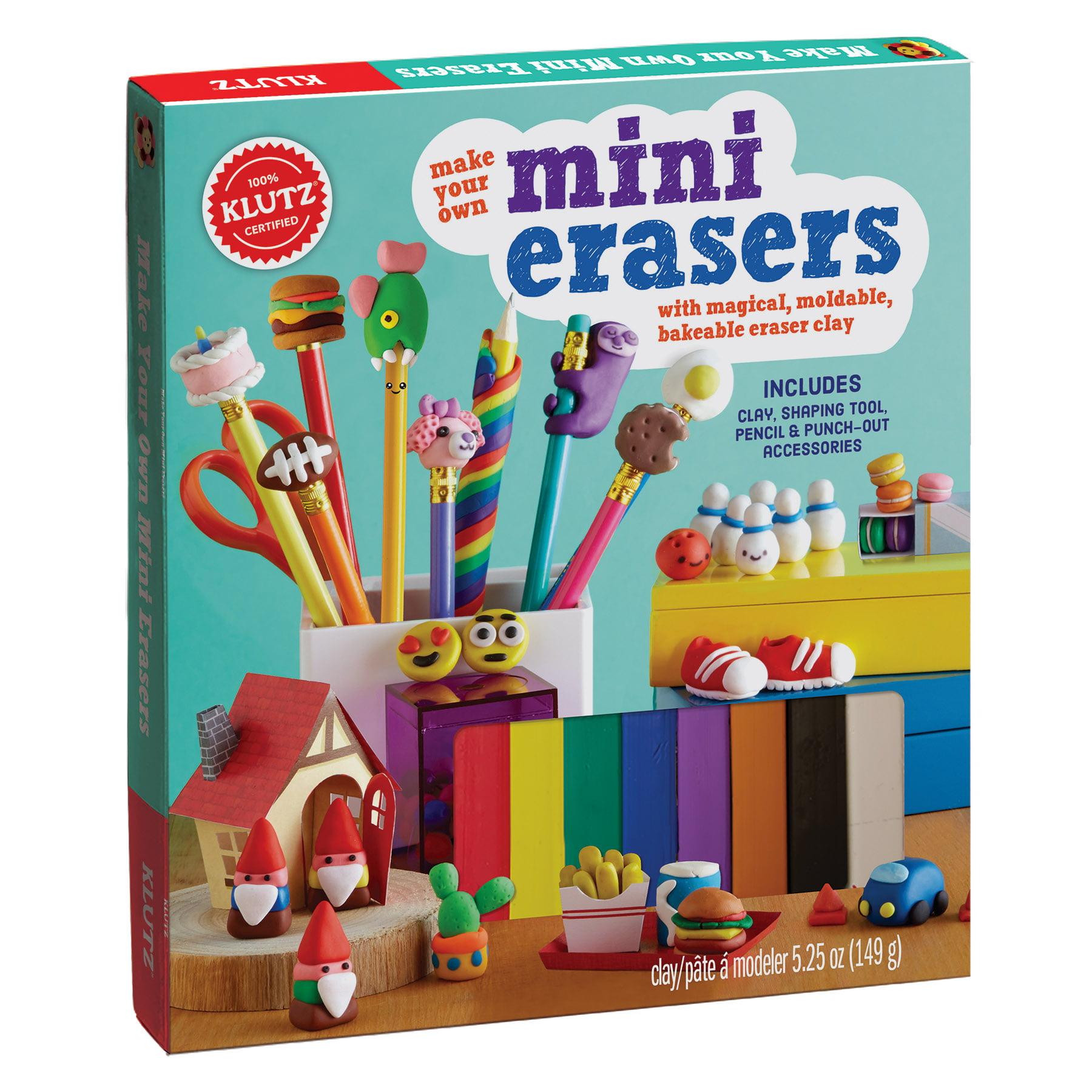 Blue Tile Lego City Movie Toy Game Kids Birthday Party Favor Mini Eraser