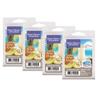 Tropical Pina Colada Scented Wax Melts, Better Homes & Gardens