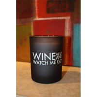 Acadian Candle 5115 Expression Candle, Wine Me Up