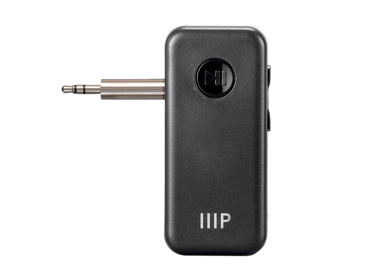 Bluetooth Wireless Aux Portable Wireless Audio Adapter Receiver Home Audio Music Streaming Sound Stereo Output