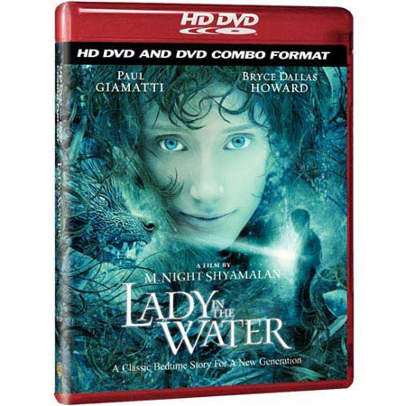 Lady in the Water (Combo HD DVD and Standard HD
