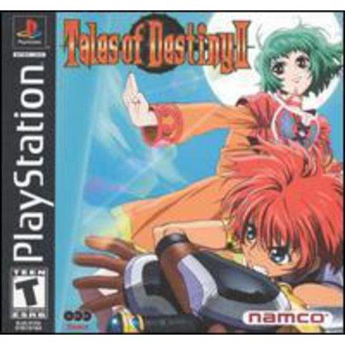Namco Tales of Destiny II