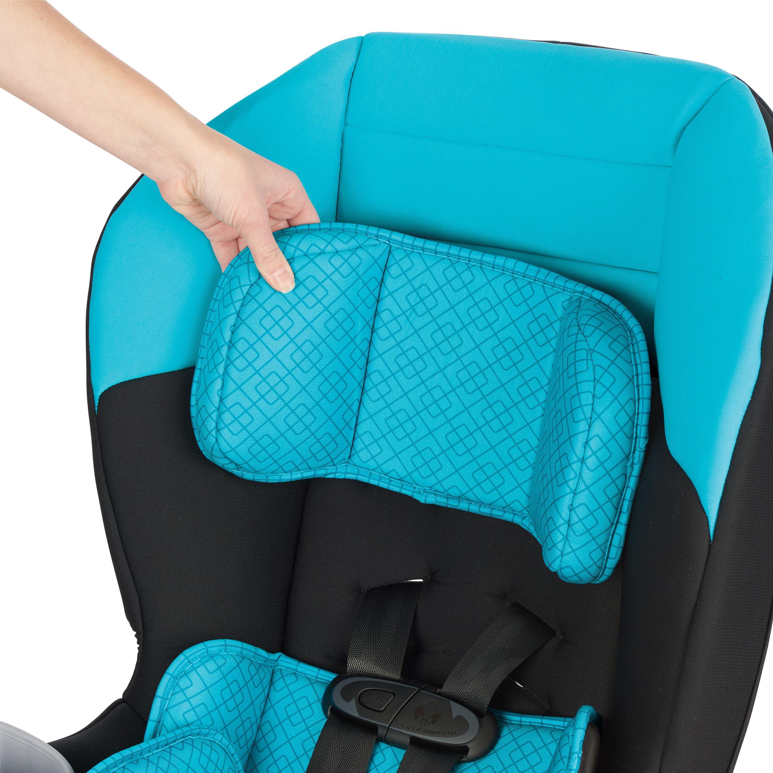 Urbini Presti Convertible Car Seat, Teal - Walmart.com