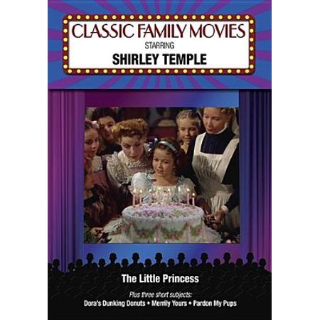 Popular Family Halloween Movies (Classic Family Movies: Shirley Temple Collection)