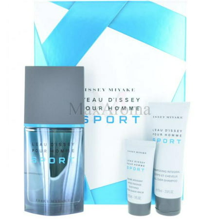 Issey Miyake L'eau D'issey Pour Homme Sport Set